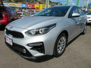 2019 Kia Cerato BD MY20 S Silver 6 Speed Sports Automatic Hatchback.