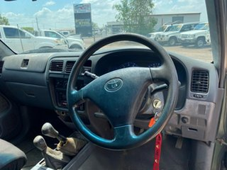 2003 Toyota Hilux VZN167R MY02 SR5 Green 5 Speed Manual Utility
