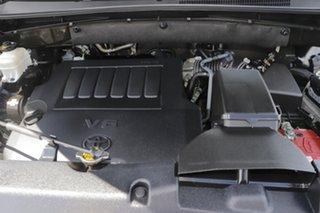 2015 Toyota Kluger GSU50R Grande 2WD Eclipse Black 6 Speed Sports Automatic Wagon