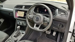 2019 Volkswagen Tiguan 5N MY19.5 162TSI Highline DSG 4MOTION Allspace White 7 Speed
