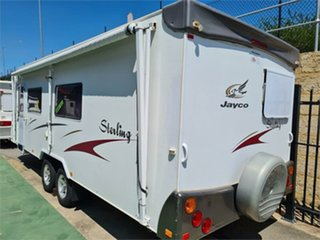 2006 Jayco Sterling Caravan.