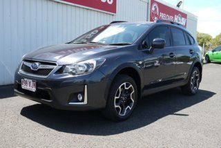 2017 Subaru XV G4X MY17 2.0i Lineartronic AWD Grey 6 Speed Constant Variable Wagon