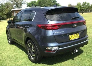 2018 Kia Sportage QL MY19 Si 2WD Premium Blue 6 Speed Sports Automatic Wagon