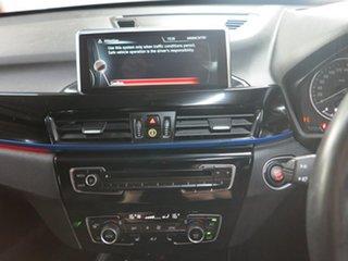 2017 BMW X1 F48 sDrive18d Steptronic Estoril Blue 8 Speed Sports Automatic Wagon