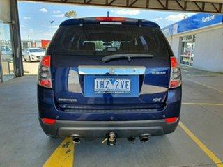 2012 Holden Captiva CG Series II MY12 7 AWD CX Blue 6 Speed Sports Automatic Wagon