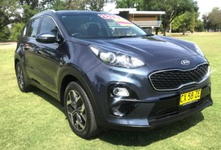 2018 Kia Sportage QL MY19 Si 2WD Premium Blue 6 Speed Sports Automatic Wagon.