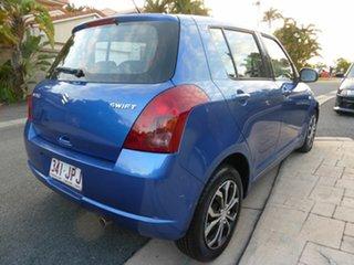 2006 Suzuki Swift EZ Blue 4 Speed Automatic Hatchback.