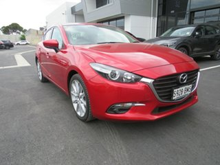 2016 Mazda 3 SP25 SKYACTIV-MT Sedan.