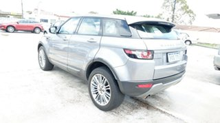 2012 Land Rover Range Rover Evoque L538 MY13 TD4 CommandShift Pure Grey 6 Speed Sports Automatic