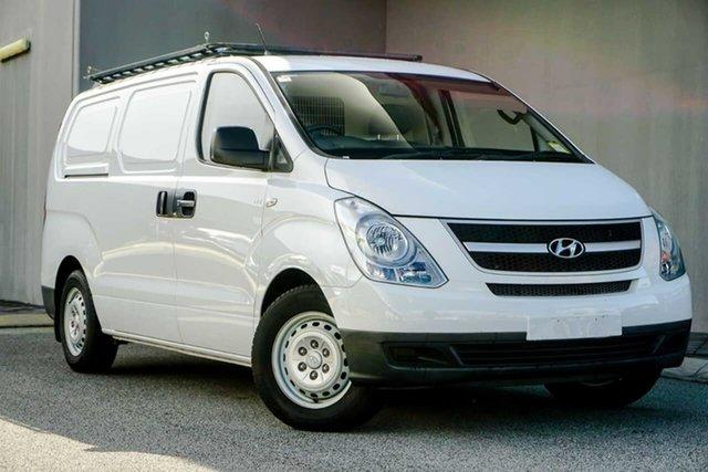 Used Hyundai iLOAD TQ2-V MY15 Osborne Park, 2015 Hyundai iLOAD TQ2-V MY15 White 5 Speed Automatic Van