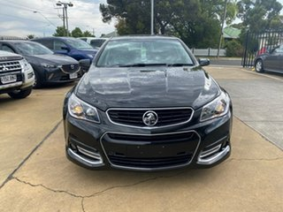 2014 Holden Commodore VF MY14 SS V Sportwagon Black 6 Speed Sports Automatic Wagon.