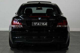 2009 BMW 1 Series E82 135i Steptronic Sport Black 6 Speed Sports Automatic Coupe
