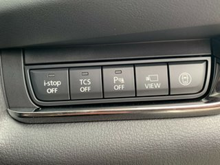 2020 Mazda CX-30 DM2W7A G20 SKYACTIV-Drive Astina Snowflake White 6 Speed Sports Automatic Wagon