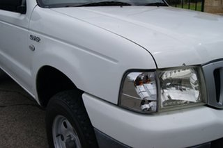 2006 Ford Courier PH GL (4x4) White 5 Speed Manual Crew Cab Pickup.