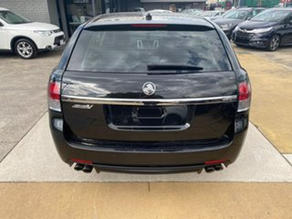2014 Holden Commodore VF MY14 SS V Sportwagon Black 6 Speed Sports Automatic Wagon
