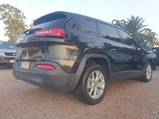 2014 Jeep Cherokee KL Sport Black 9 Speed Sports Automatic Wagon