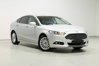 2016 Ford Mondeo MD Trend TDCi Silver 6 Speed Automatic Hatchback.
