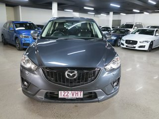 2014 Mazda CX-5 KE1022 Grand Touring SKYACTIV-Drive AWD Grey 6 Speed Sports Automatic Wagon.