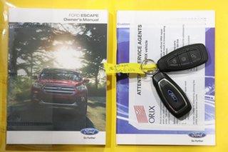 2017 Ford Escape ZG Ambiente (FWD) White 6 Speed Automatic SUV