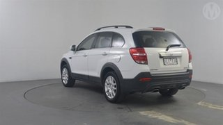 2017 Holden Captiva CG MY16 Active 7 Seater White 6 Speed Automatic Wagon