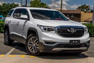 2019 Holden Acadia AC MY19 LTZ 2WD White 9 Speed Sports Automatic Wagon