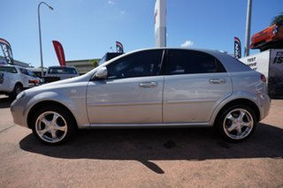 2005 Holden Viva JF Silver 5 Speed Manual Hatchback