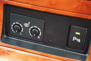 2008 Toyota Kluger GSU45R Grande AWD Crystal Pearl 5 Speed Sports Automatic Wagon
