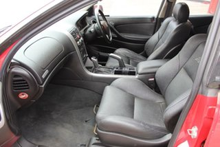 2003 Holden Commodore VY SS Red 4 Speed Automatic Wagon