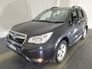 2015 Subaru Forester S4 MY15 2.5i-L CVT AWD Grey 6 Speed Constant Variable Wagon.