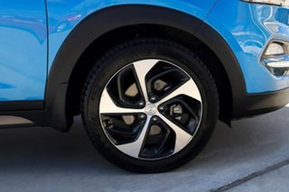 2016 Hyundai Tucson TLE Highlander D-CT AWD Blue 7 Speed Sports Automatic Dual Clutch Wagon