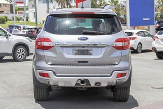 2019 Ford Everest UA II 2020.25MY Titanium Aluminium 10 Speed Sports Automatic SUV