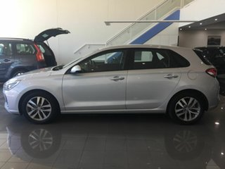 2019 Hyundai i30 PD2 MY20 Active Silver 6 Speed Sports Automatic Hatchback