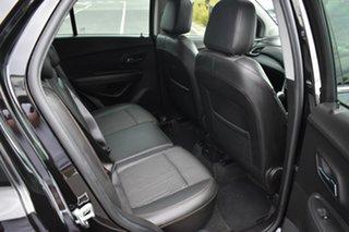 2017 Holden Trax TJ MY17 LT Black 6 Speed Automatic Wagon