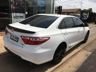 2017 Toyota Camry ASV50R RZ White Sports Automatic