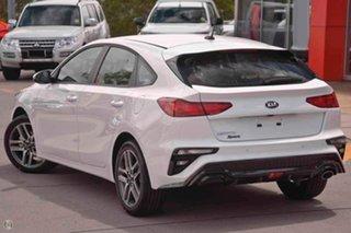 2020 Kia Cerato BD MY21 Sport White 6 Speed Sports Automatic Hatchback
