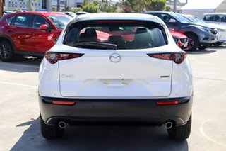 2020 Mazda CX-30 C30B G20 Touring (FWD) Snowflake White Pearl 6 Speed Automatic Wagon