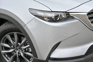2020 Mazda CX-9 TC Touring SKYACTIV-Drive Sonic Silver 6 Speed Sports Automatic Wagon.