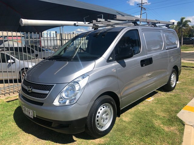 Used Hyundai iLOAD TQ MY11 Toowoomba, 2011 Hyundai iLOAD TQ MY11 Silver 5 Speed Manual Van