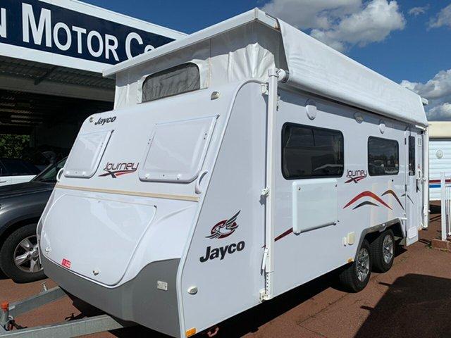 Used Jayco Journey St James, 2015 Jayco Journey Caravan