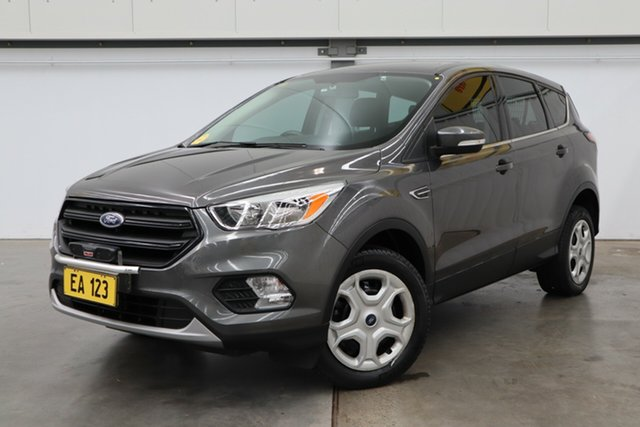Used Ford Escape ZG Ambiente Castle Hill, 2017 Ford Escape ZG Ambiente Grey 6 Speed Sports Automatic SUV