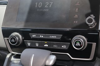 2017 Honda CR-V RW MY18 VTi-S 4WD Silver 1 Speed Constant Variable Wagon