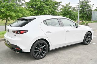 2020 Mazda 3 BP2SLA 100th Anniversary SKYACTIV-Drive Snowflake White Pearl 6 Speed Sports Automatic