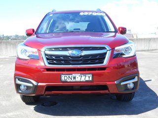 2017 Subaru Forester S4 MY17 2.5i-S CVT AWD Red 6 Speed Constant Variable Wagon