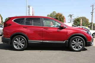 2020 Honda CR-V RW MY21 VTi 4WD LX AWD Ignite Red 1 Speed Constant Variable Wagon