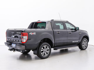 2017 Ford Ranger PX MkII MY17 Wildtrak 3.2 (4x4) Black 6 Speed Automatic Dual Cab Pick-up