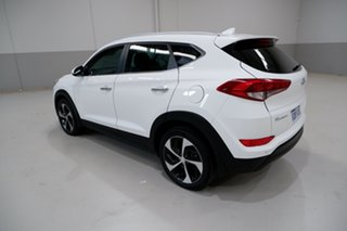 2016 Hyundai Tucson TLE Elite AWD White 6 Speed Sports Automatic Wagon