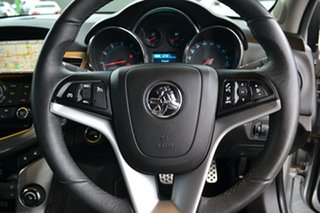 2016 Holden Cruze JH Series II MY16 SRI Z-Series Silver 6 Speed Sports Automatic Hatchback