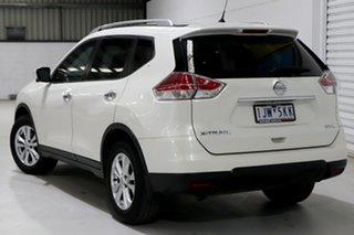 2016 Nissan X-Trail T32 ST-L (FWD) Ivory Pearl Continuous Variable Wagon.
