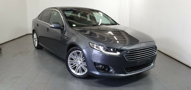 Used Ford Falcon FG X G6E Elizabeth, 2016 Ford Falcon FG X G6E Grey 6 Speed Sports Automatic Sedan