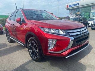2018 Mitsubishi Eclipse Cross Red Automatic Wagon.
